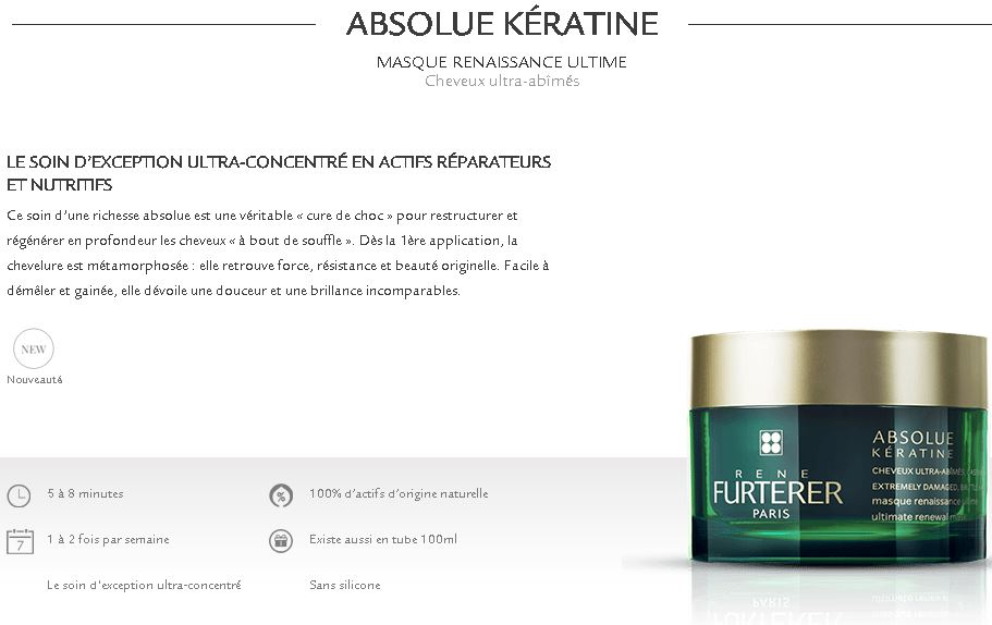 masque absolue