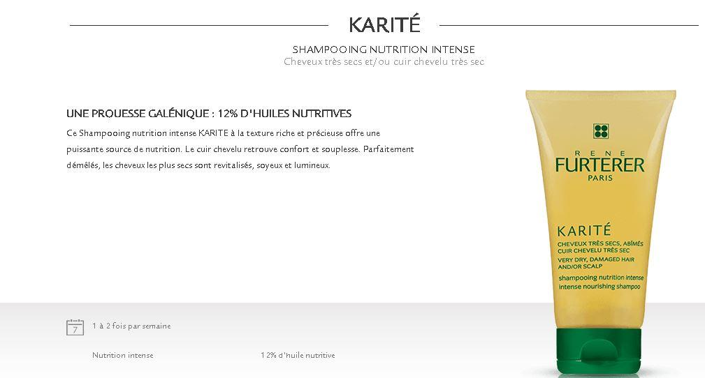 shamp karité